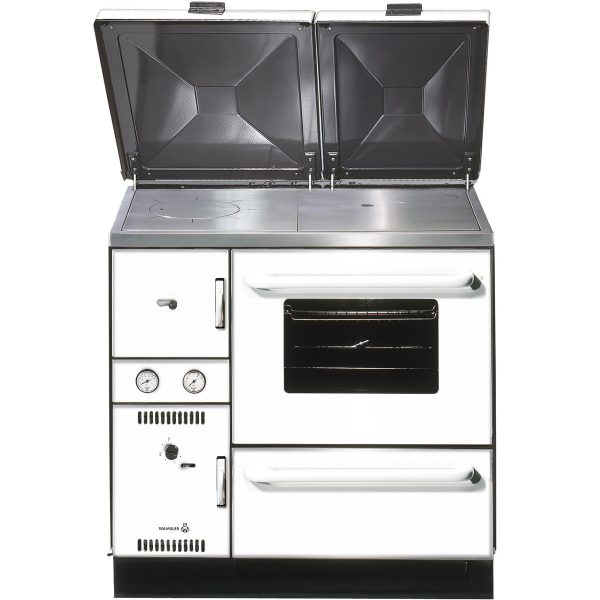 Wamsler K148 Central Heating Cooker White