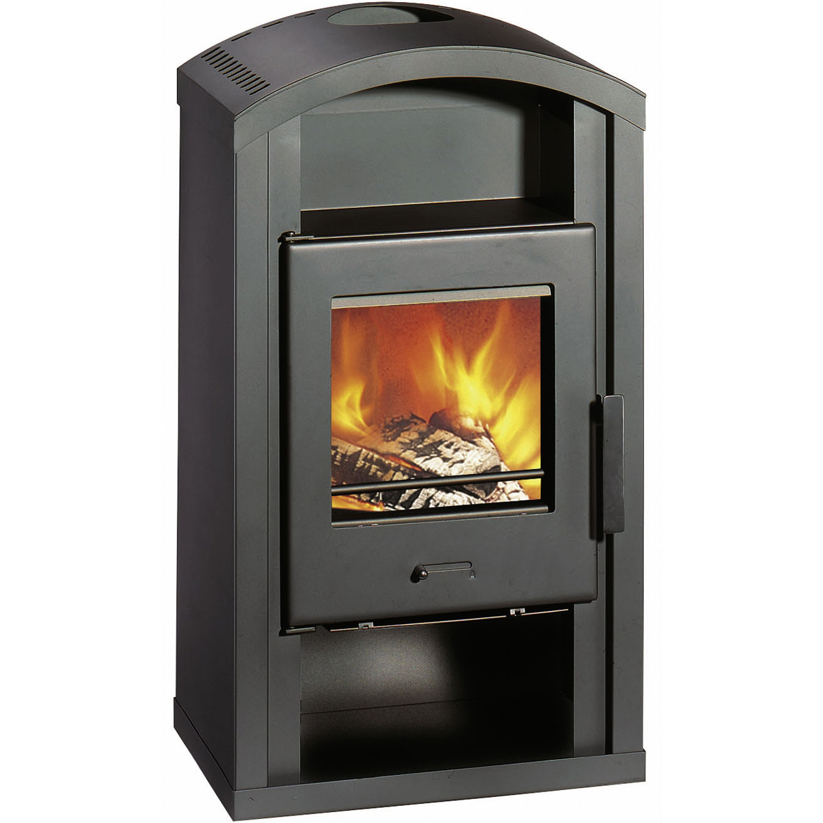 Wamsler Saturn Black Fireplace