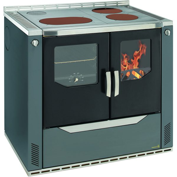 Wamsler W290 Solid Fuel Cooker Anthracite